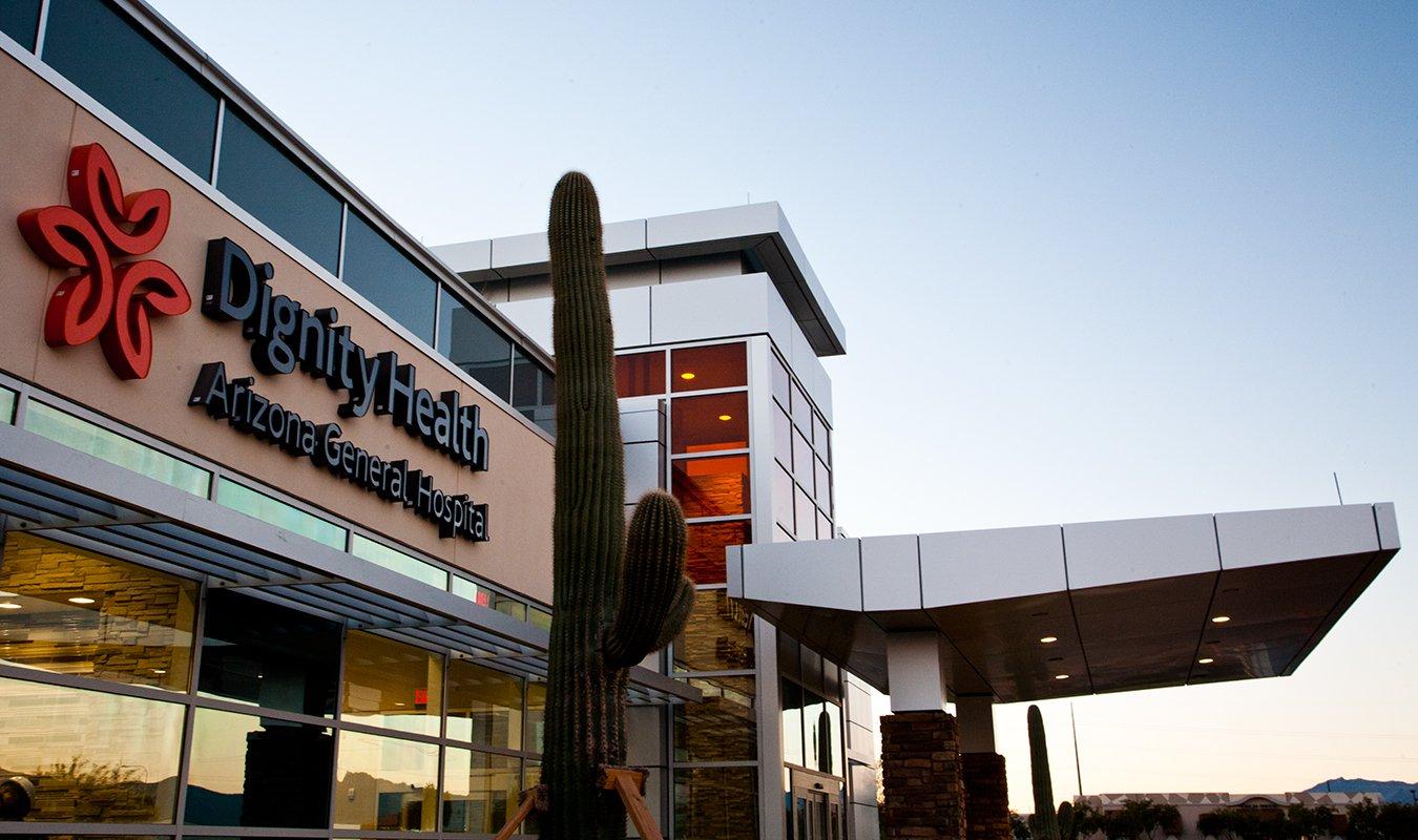 Freese Johnson Dignity Health Arizona General Hospital